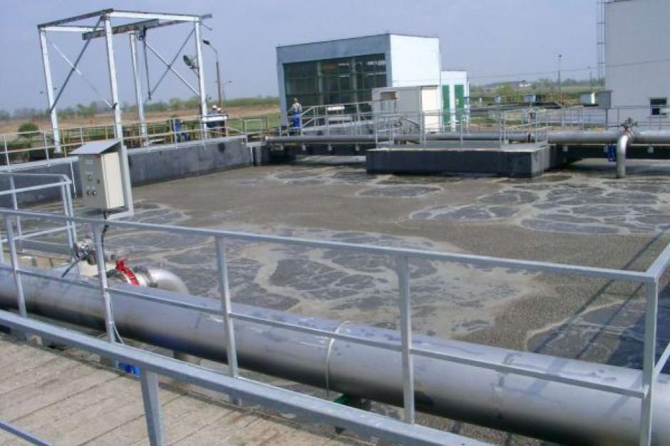 Jest umowa na dokumentację rozbudowy oczyszczalni w Węgrowcu