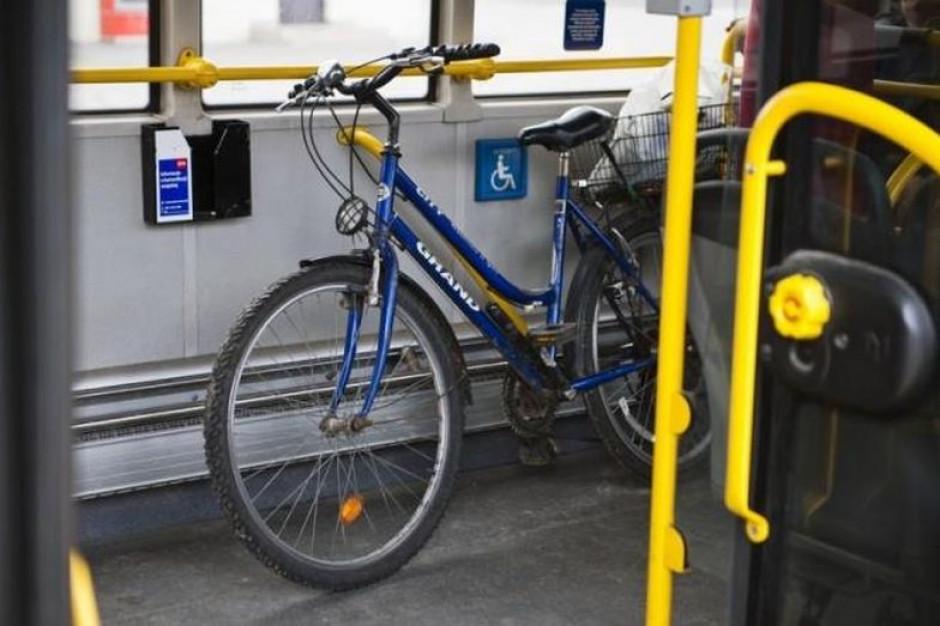 """Rower w autobusie czy na ulicy? """"Liczymy na zdrowy rozsądek"""""""