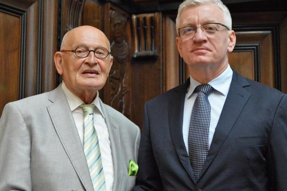 Poznań i Hanower świętują 40-lecie współpracy