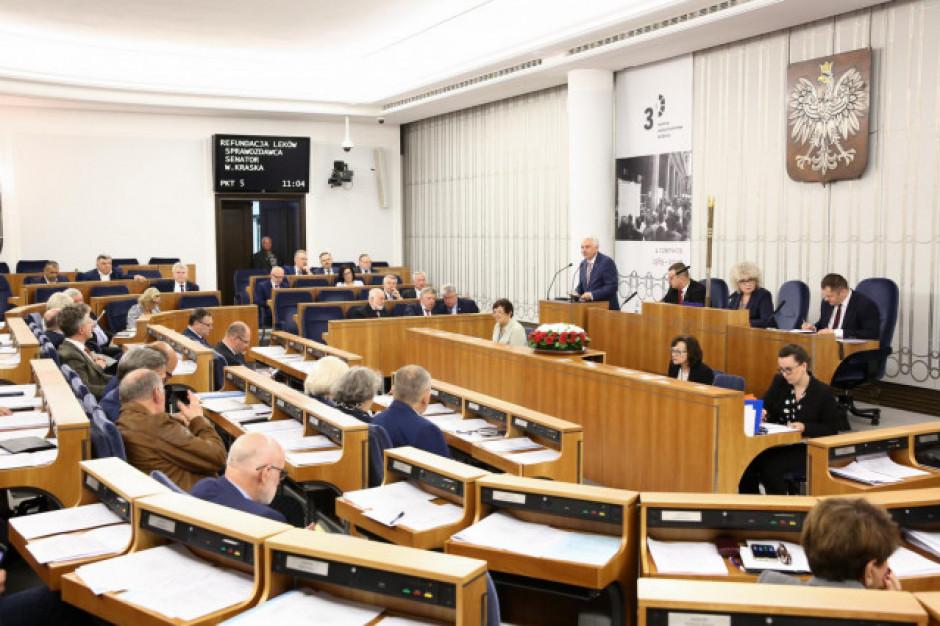Zmiany w Karcie Nauczyciela na dodatkowym posiedzeniu Senatu