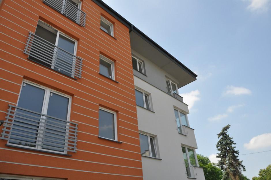 Częstochowa buduje blok komunalny. 65 mieszkań na ukończeniu