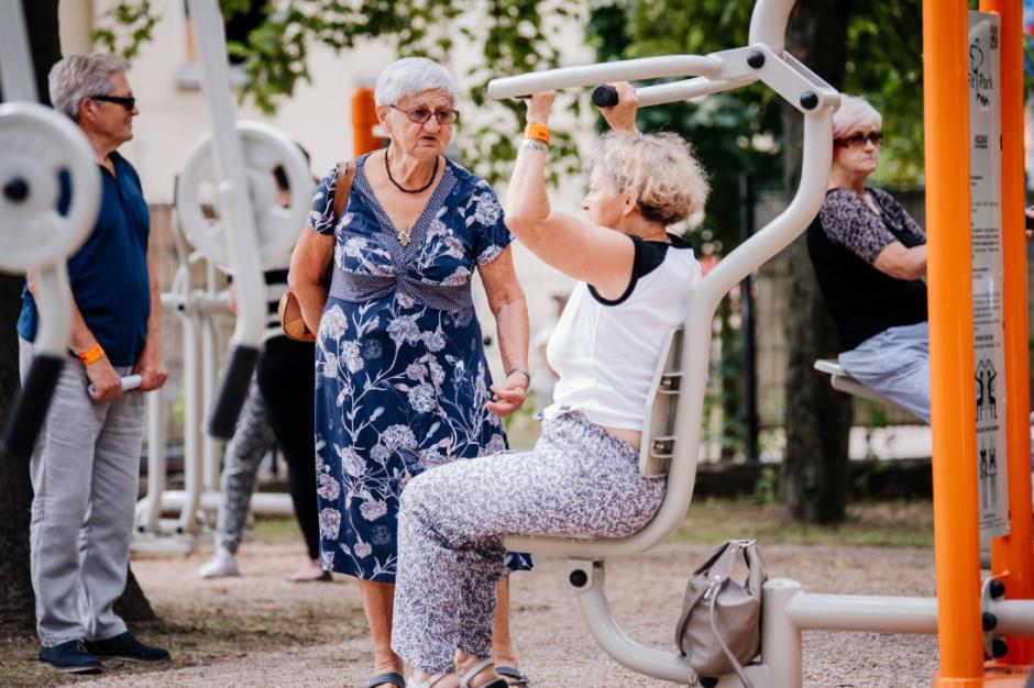 Łódź stawia na aktywizację seniorów, nowa inwestycja otwarta