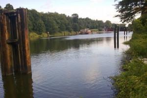 Rozpoczęło drugi etap modernizacji śluz Kanału Gliwickiego