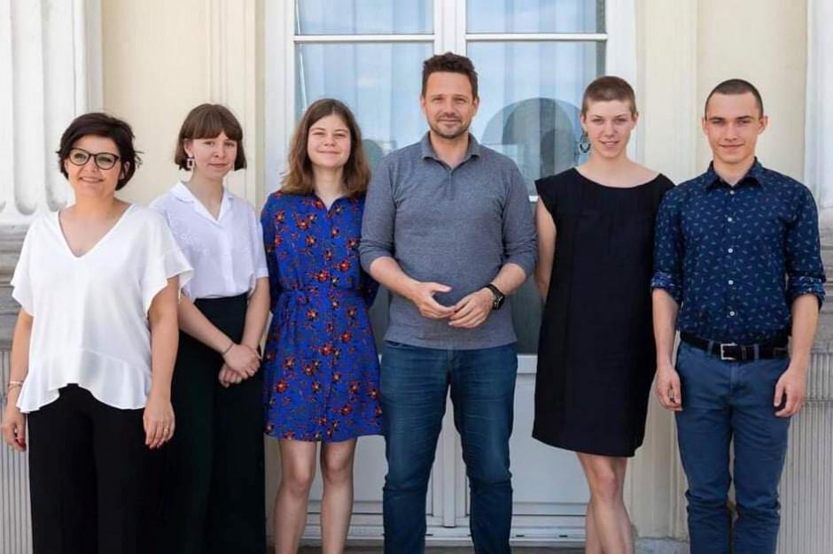Warszawa z pierwszym w Polsce obywatelskim panelem klimatycznym