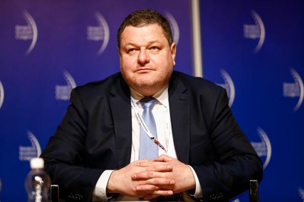 Przemysław Cieszyński, członek zarządu BGK (fot.PTWP)