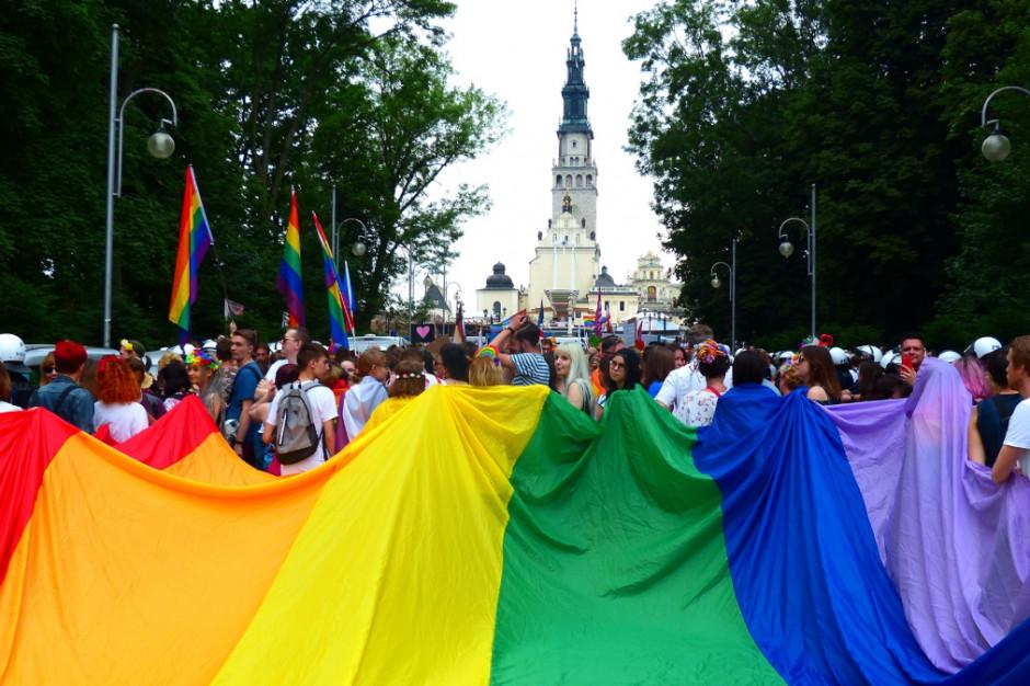 Urząd Miasta Częstochowy murem za Marszem Równości