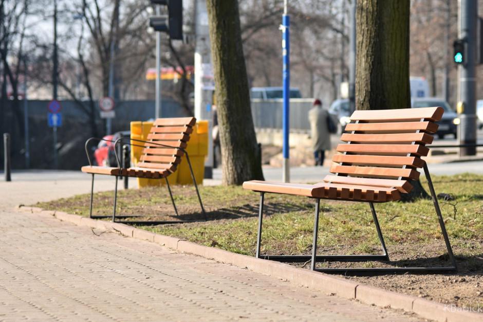 Mieszkańcy wskażą, gdzie postawić kolejne ławki