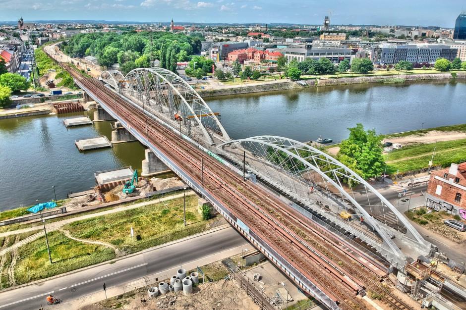 Stary most kolejowy dostanie drugie życie. Jego elementy trafią w trzy różne miejsca
