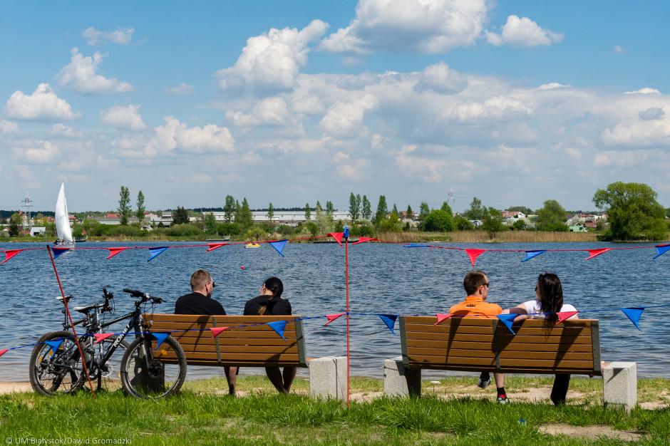Poprawiła się jakość wody w zalewie na białostockich Dojlidach - cofnięty zakaz kąpieli