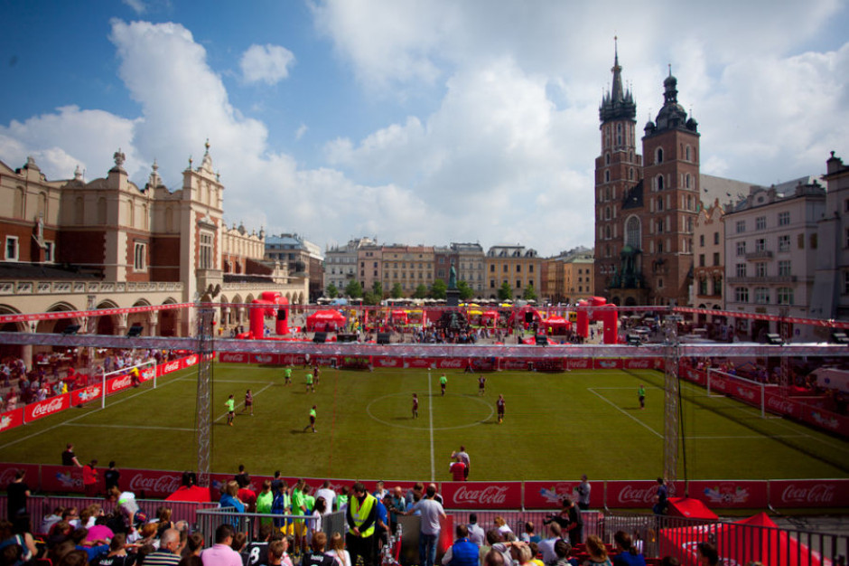 Kraków i Małopolska gospodarzami igrzysk europejskich w 2023 r. Gratulacje złożył Mateusz Morawiecki