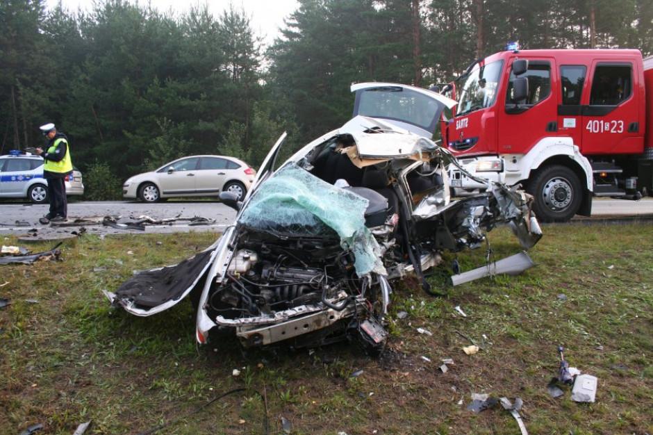 Od początku wakacji na drogach doszło do 20 wypadków ze skutkiem śmiertelnym