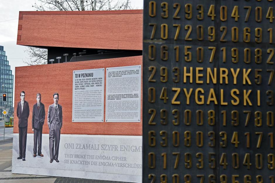 Poznań ogłosił przetarg na stworzenie Centrum Szyfrów Enigma