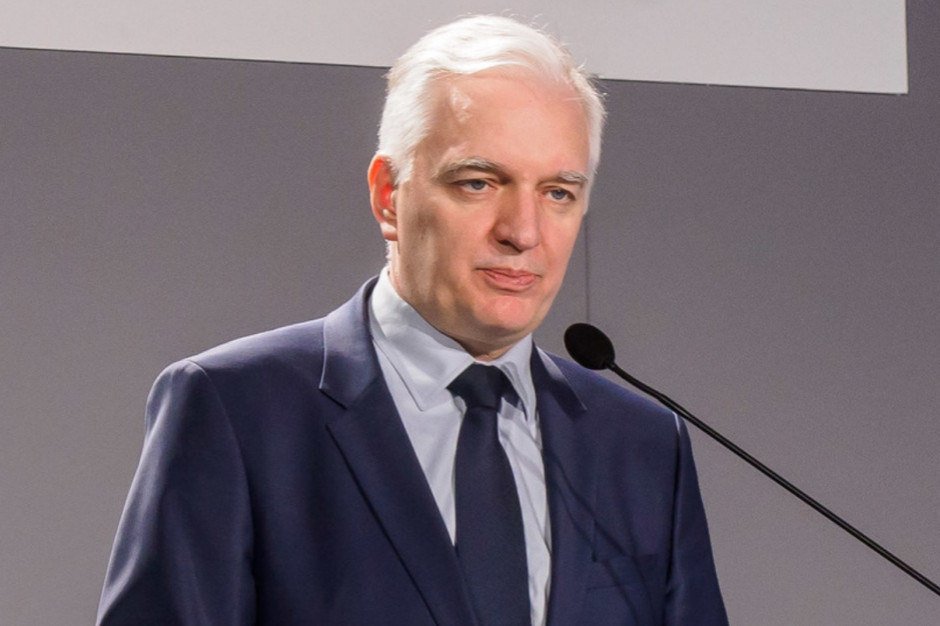 Jarosław Gowin: z decyzji o przyznaniu igrzysk europejskich możemy się cieszyć ponad podziałami politycznymi