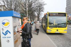 Autobusem, tramwajem i pociągiem na jednym bilecie