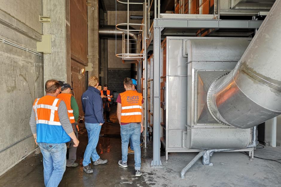 W Tczewie działa hala z instalacją do dezodoryzacji powietrza