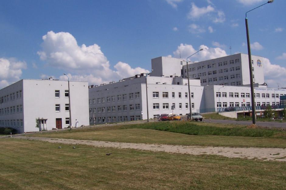 Sytuacja samorządowego szpitala w Częstochowie ma być stabilna za 3 lata