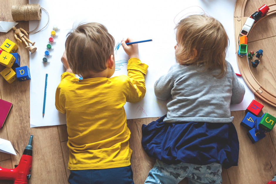 Raport NIK: Co trzecie dziecko nie dostało się do przedszkola