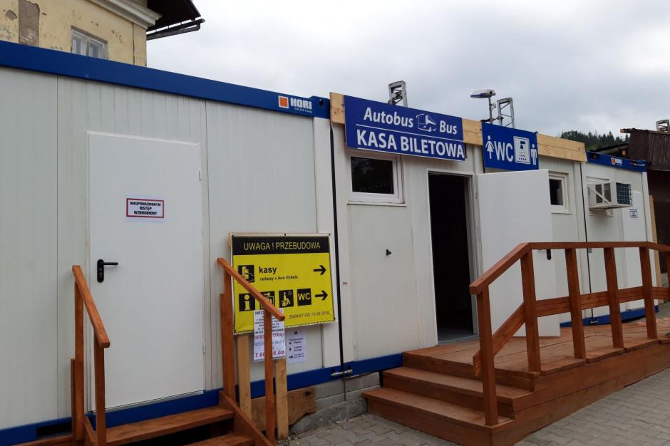 Budowa centrum komunikacyjnego w Zakopanem. Miasto ogłosi czwarty przetarg