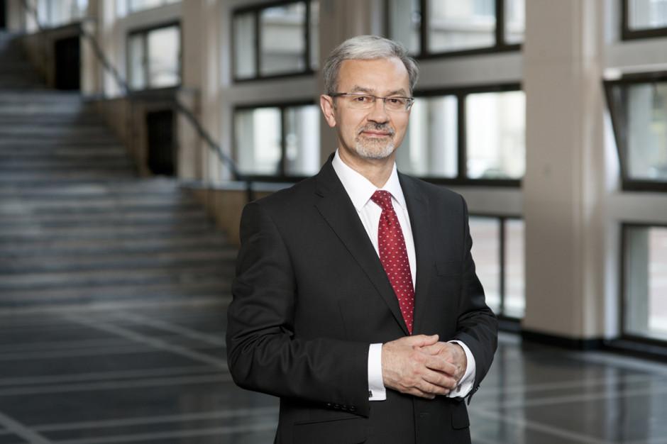 Jerzy Kwieciński: Nie straciliśmy żadnego euro z funduszy unijnych