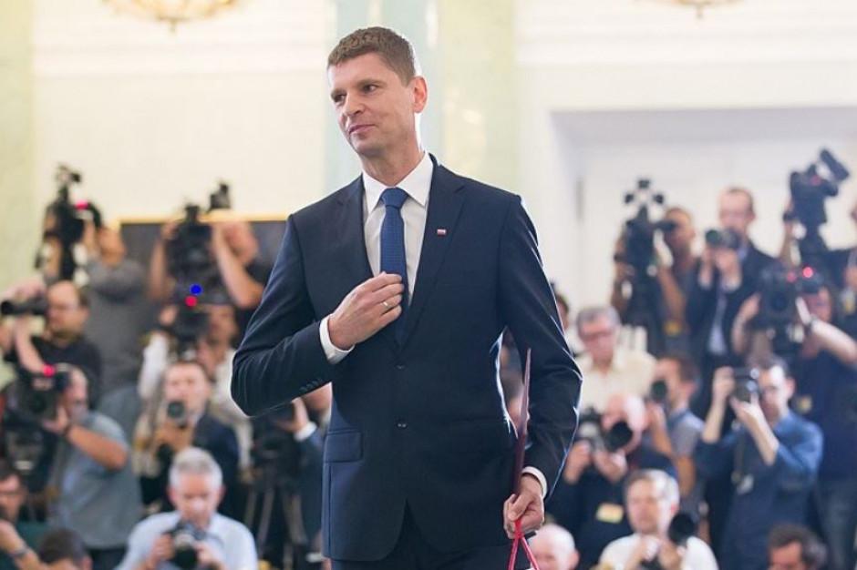 Piontkowski: spotkanie z Rafałem Trzaskowskim wynikło z jego listu i zaproszenia do rozmów