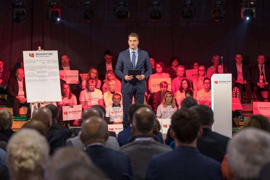Bezpartyjni Samorządowcy wystartują w wyborach parlamentarnych