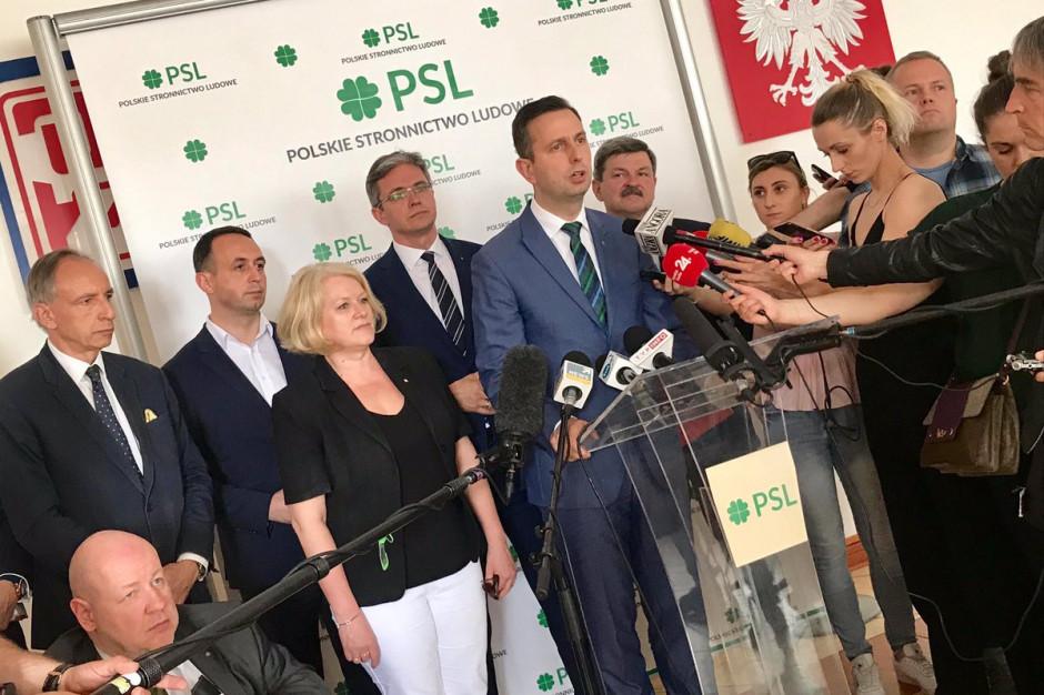 Samodzielny start czy koalicja? Zarządy wojewódzkie PSL podzielone w sprawie wyborów parlamentarnych