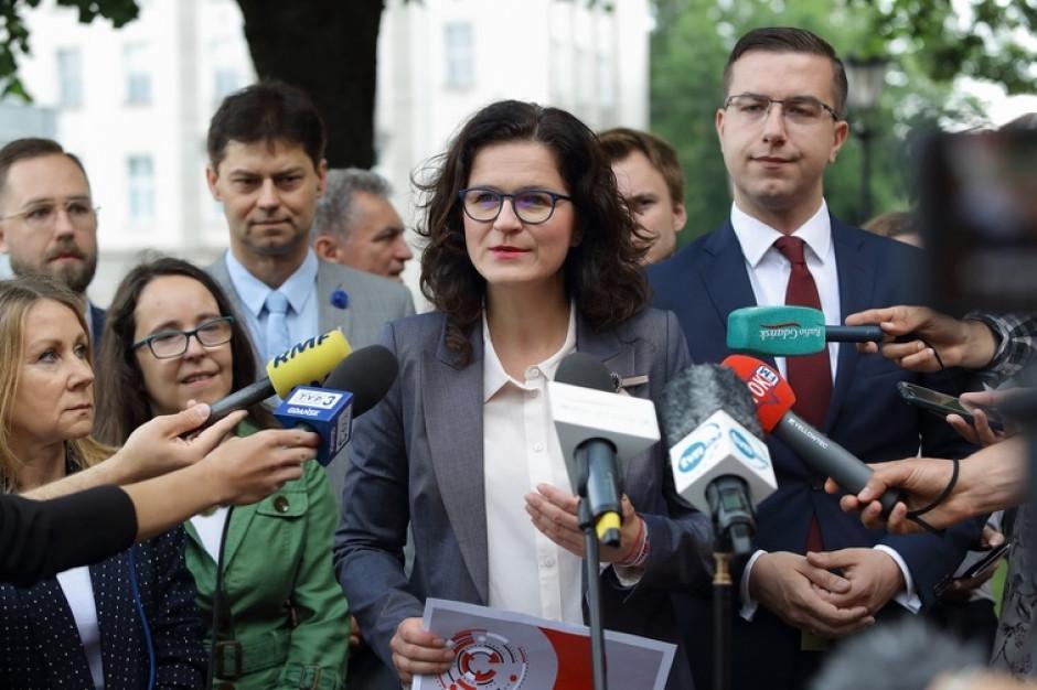 Aleksandra Dulkiewicz: Upamiętnienie Westerplatte powinno odbywać się w atmosferze zgody