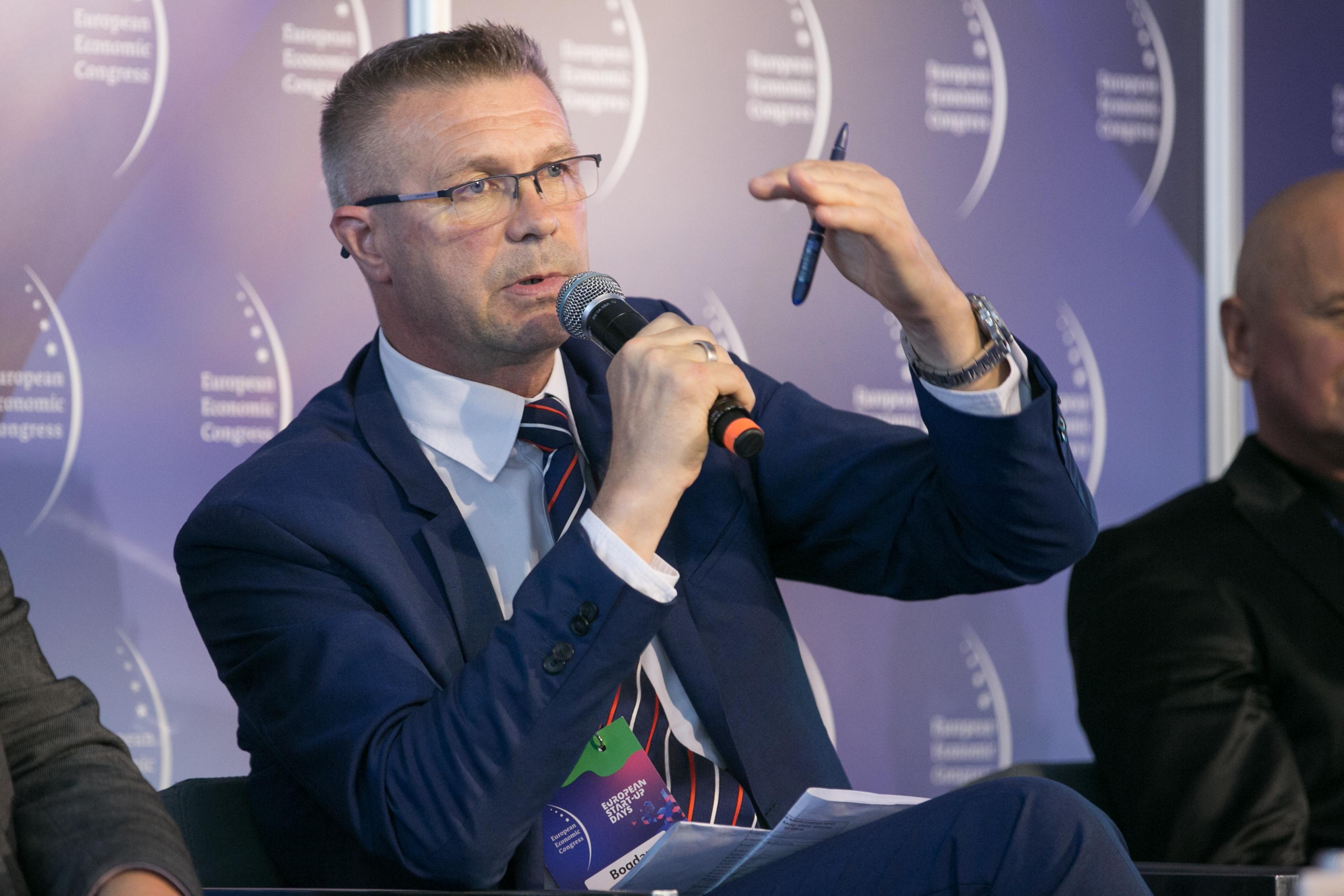 Bogdan Wenta, prezydent Kielc, fot. PTWP