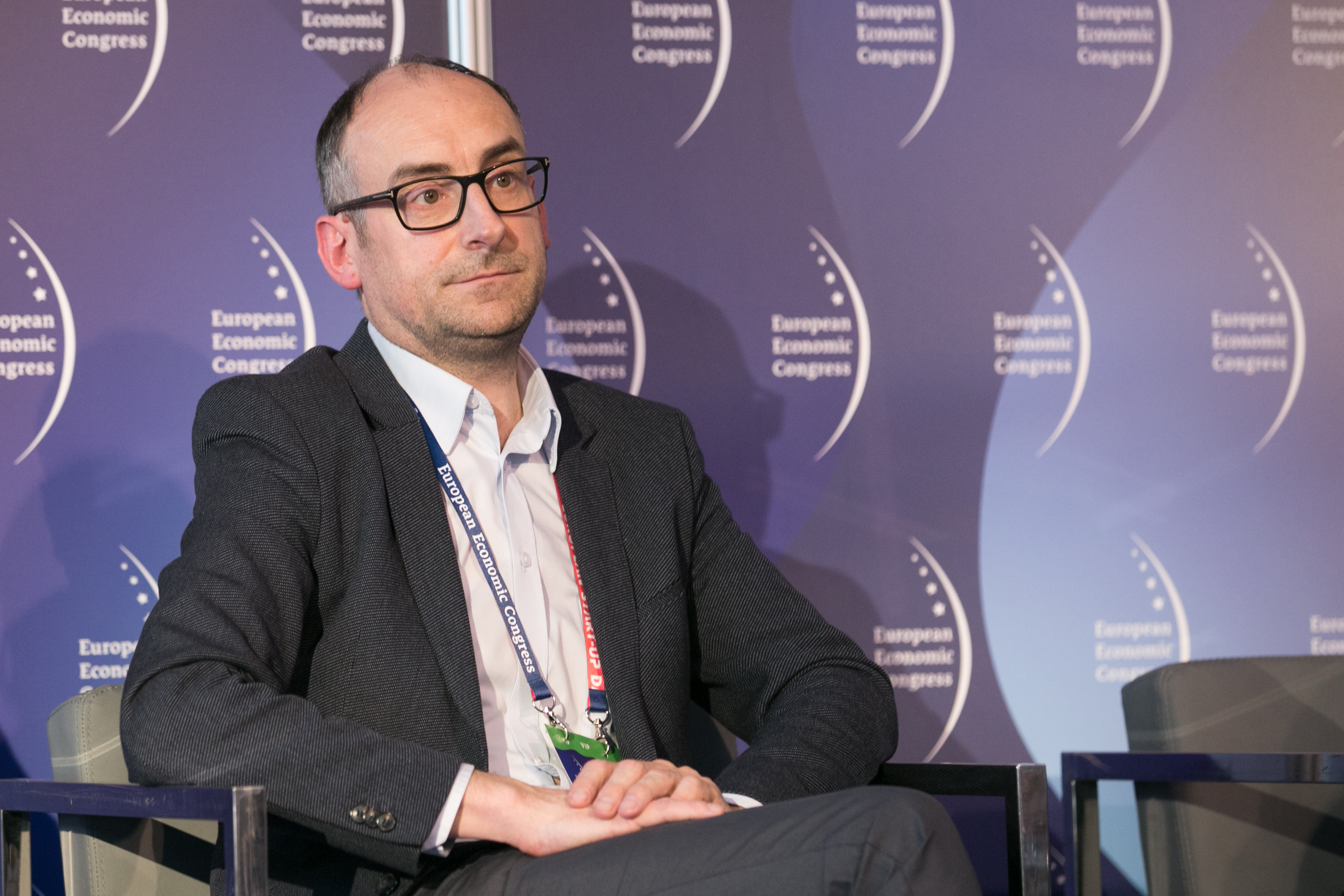 Karol Klimczak, prezes Lecha Poznań, fot. PTWP