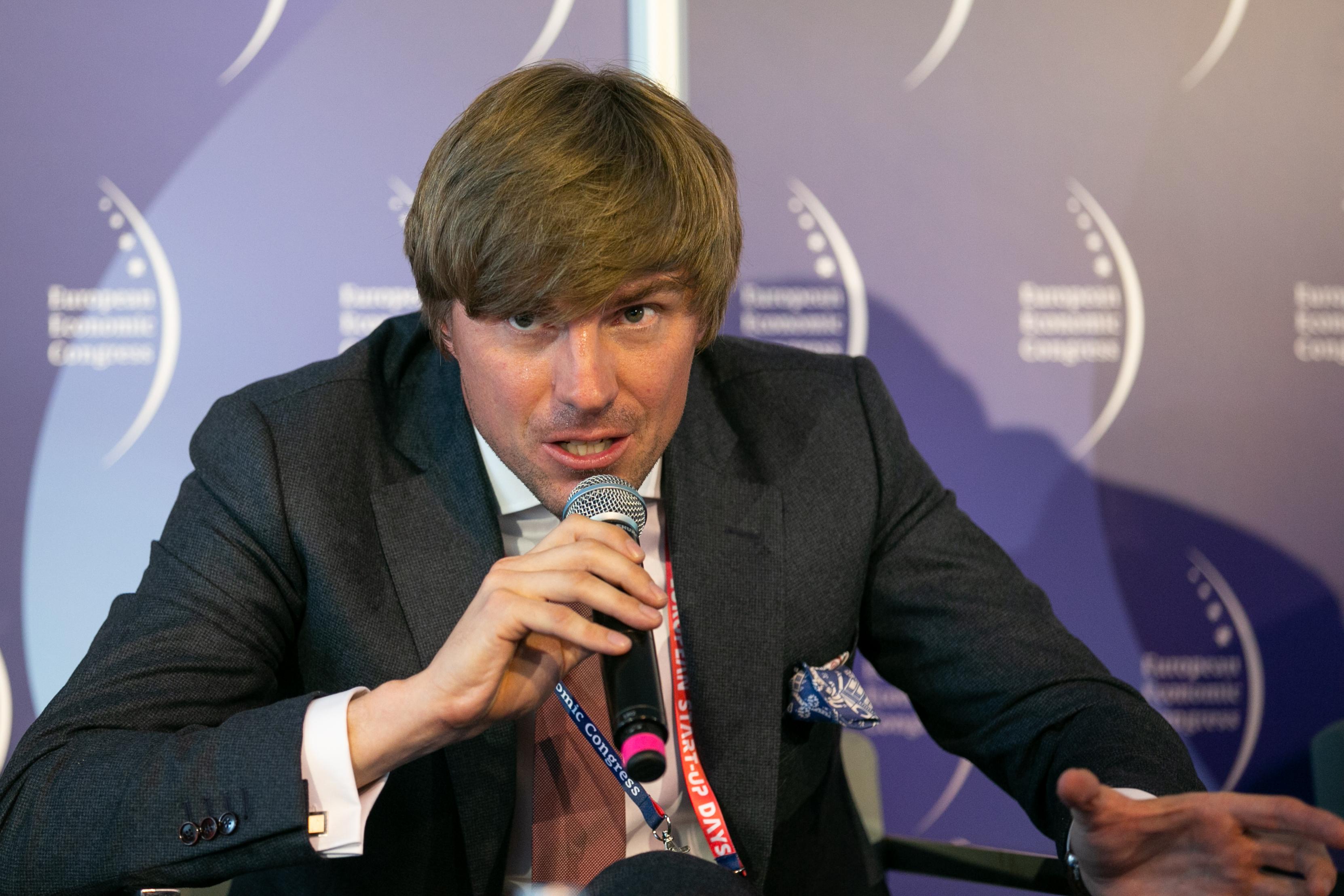 Piotr Obidziński, Wisła Kraków, fot. PTWP