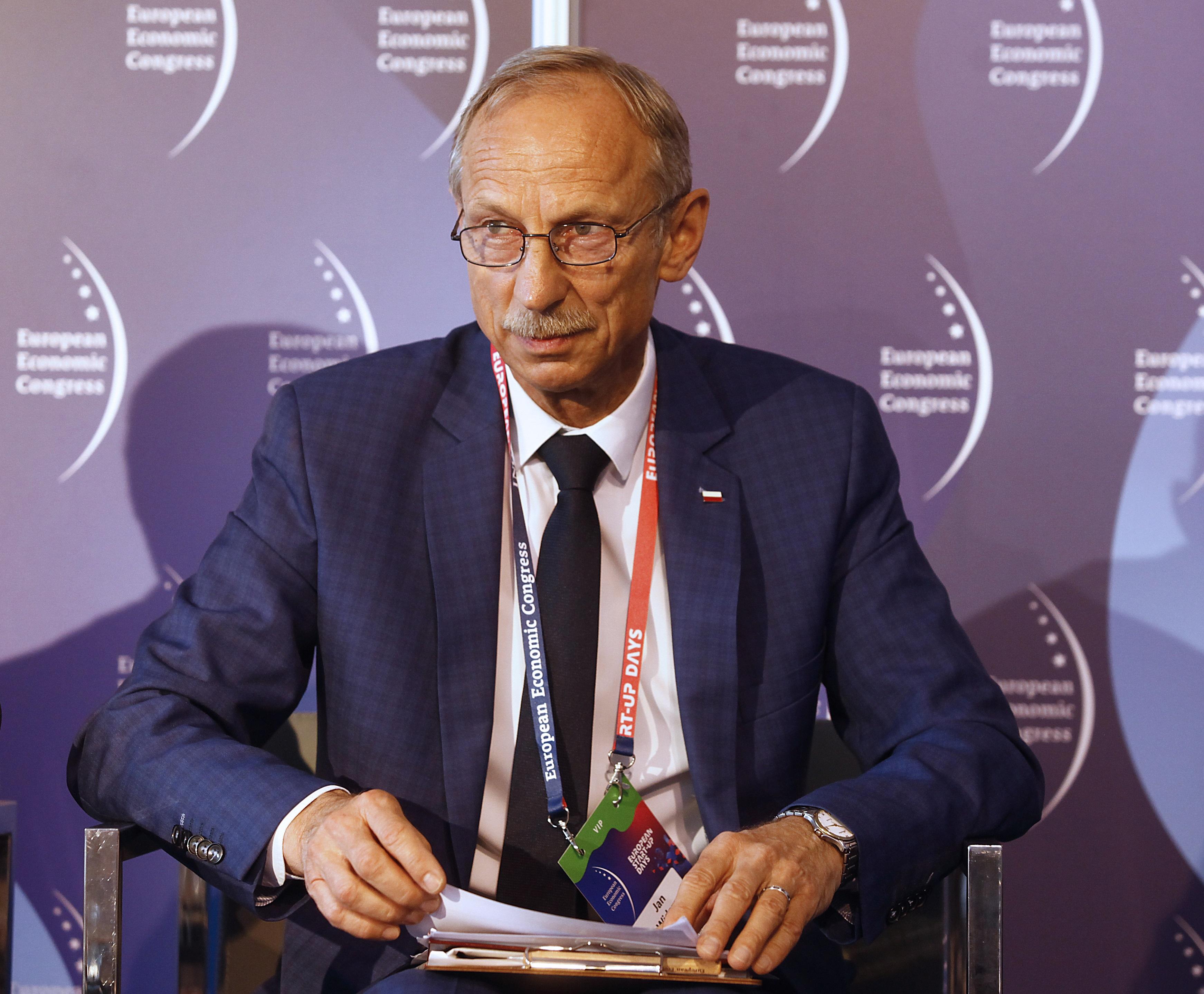 Jan Widera, Ministerstwo Sportu, fot. PTWP