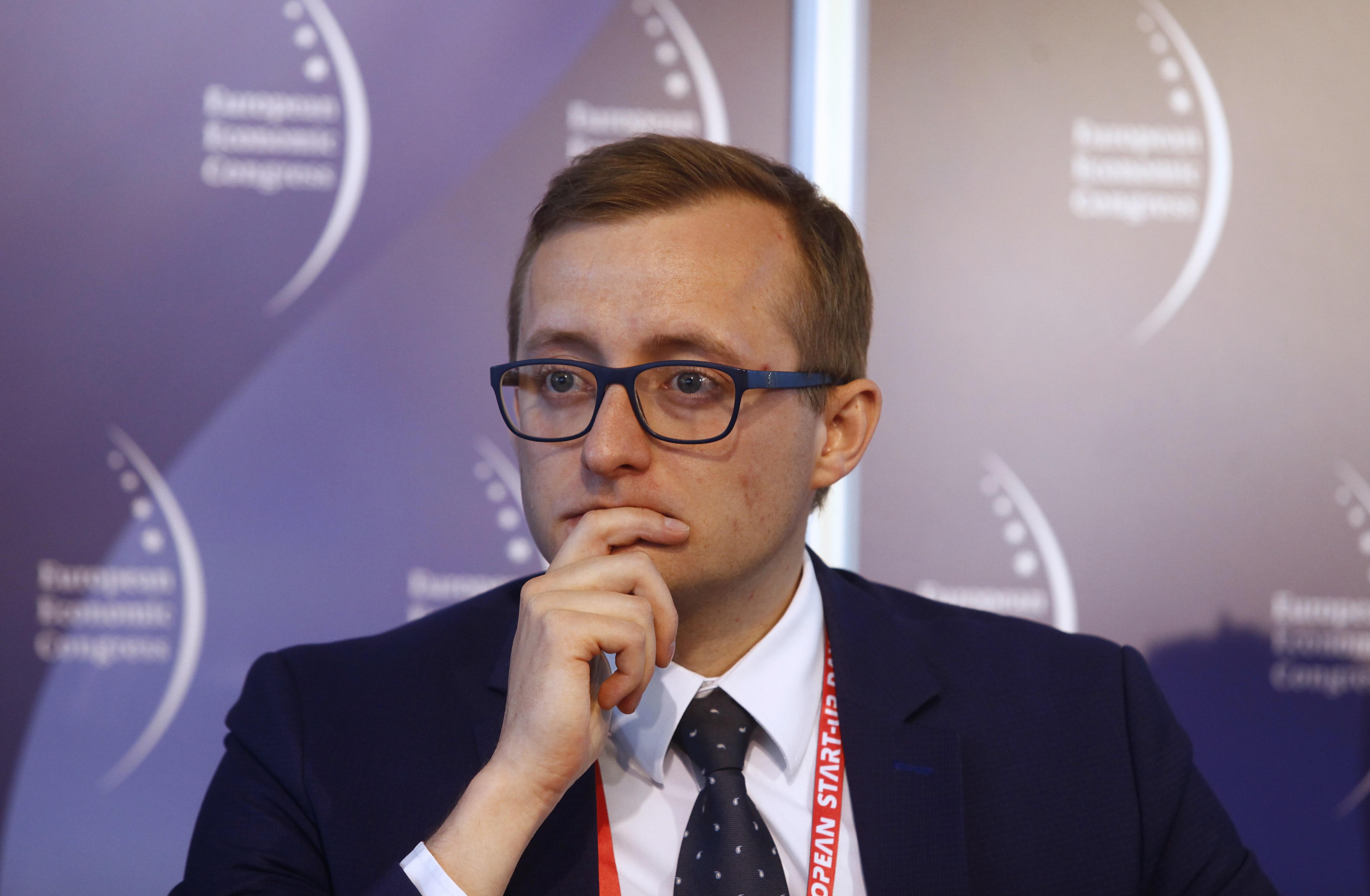 Mateusz Dróźdź, Zagłębie Lubin, fot. PTWP