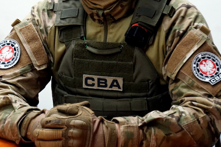 Korupcja w warszawskich wodociągach. CBA zatrzymało trzy osoby
