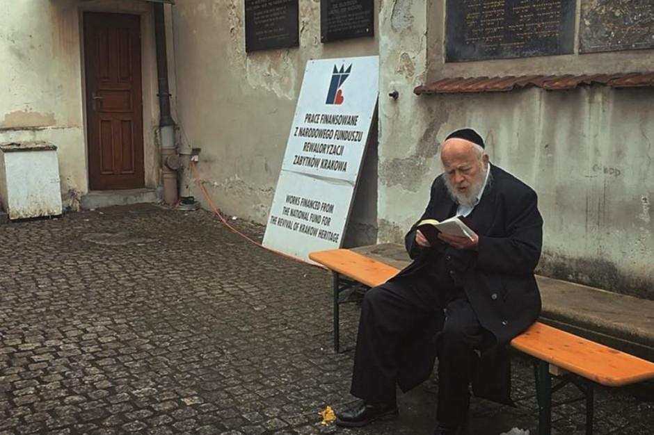 Ciąg dalszy sporu o synagogę. Chasydzka fundacja: pozostajemy najemcą do 2028 r.