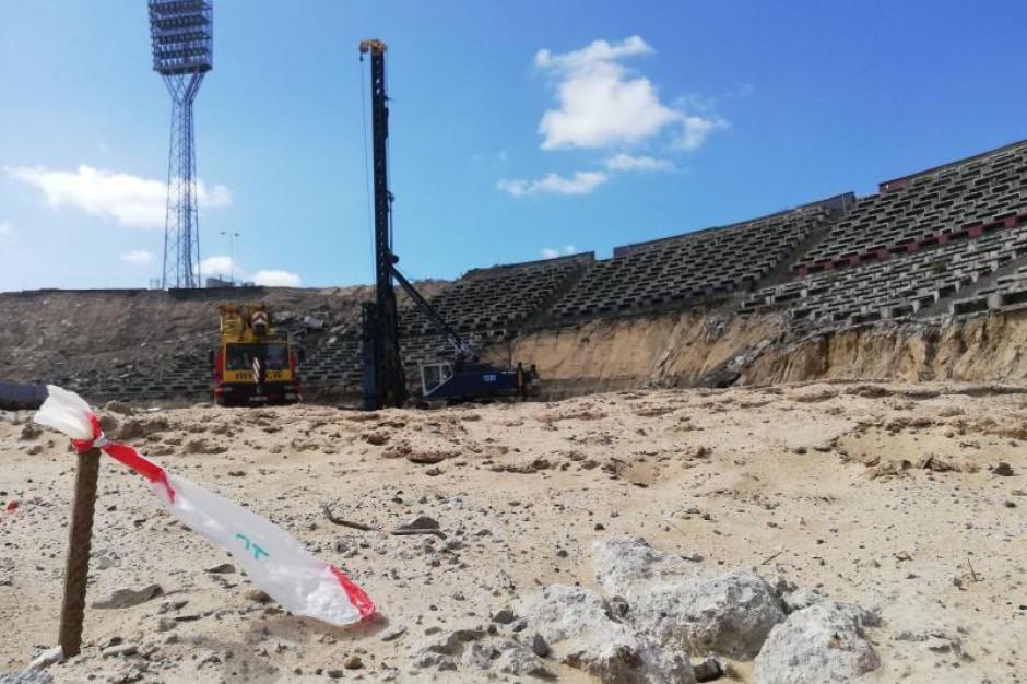 Stadion pnie się w górę. Inwestycja pochłonie ponad 260 mln zł