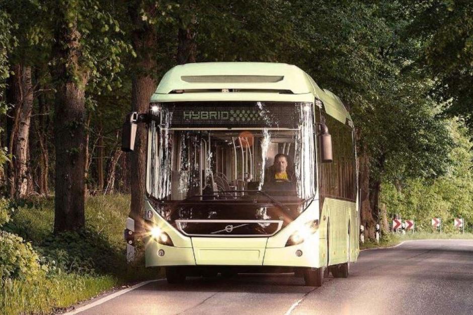 Hybrydowe autobusy Volvo będą wozić mieszkańców Leszna