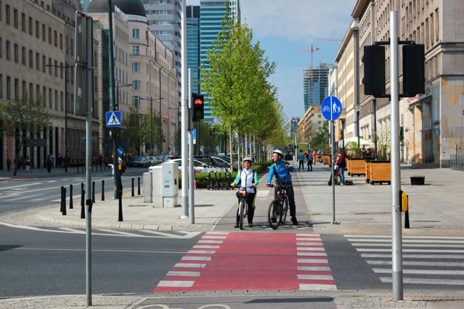 Ministerstwo Infrastruktury opracowało wytyczne bezpiecznego ruchu rowerowego