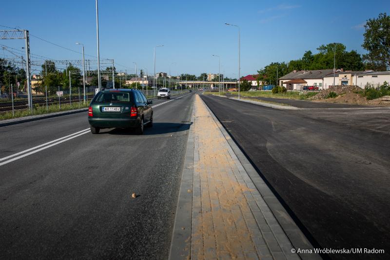 Cała trasa N-S ma liczyć ponad 5 km (fot.radom.pl/Anna Wróblewska)