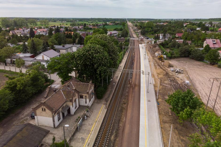 Podpisano umowę na modernizację trasy kolejowej ze Stargardu do Szczecina Dąbie