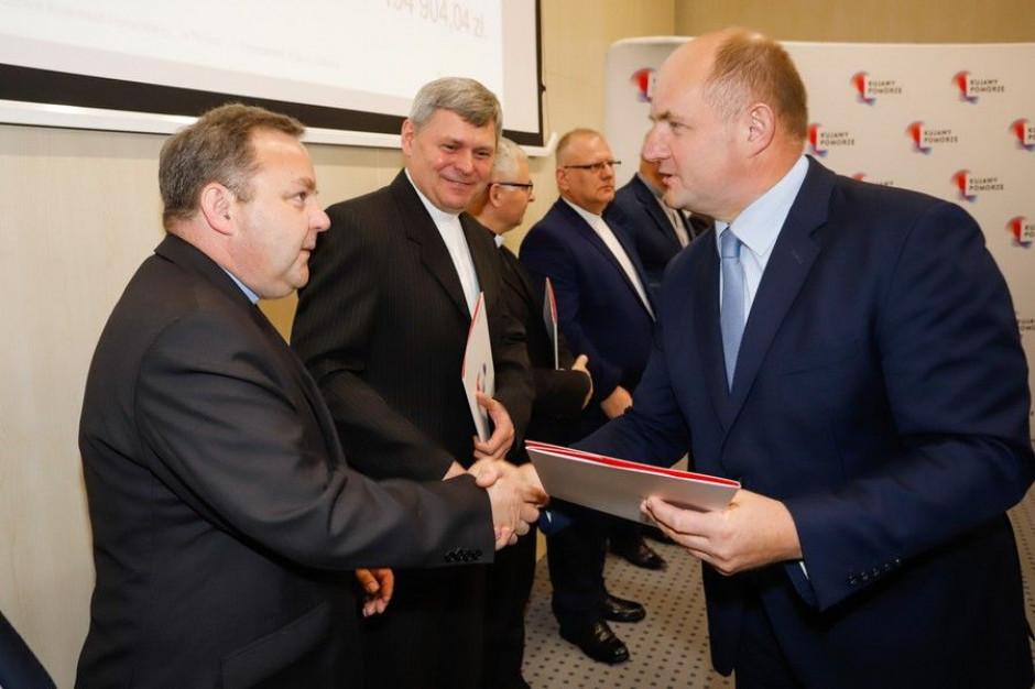 W kujawsko-pomorskiem wsparcie na konserwację zabytków otrzymały 194 instytucje