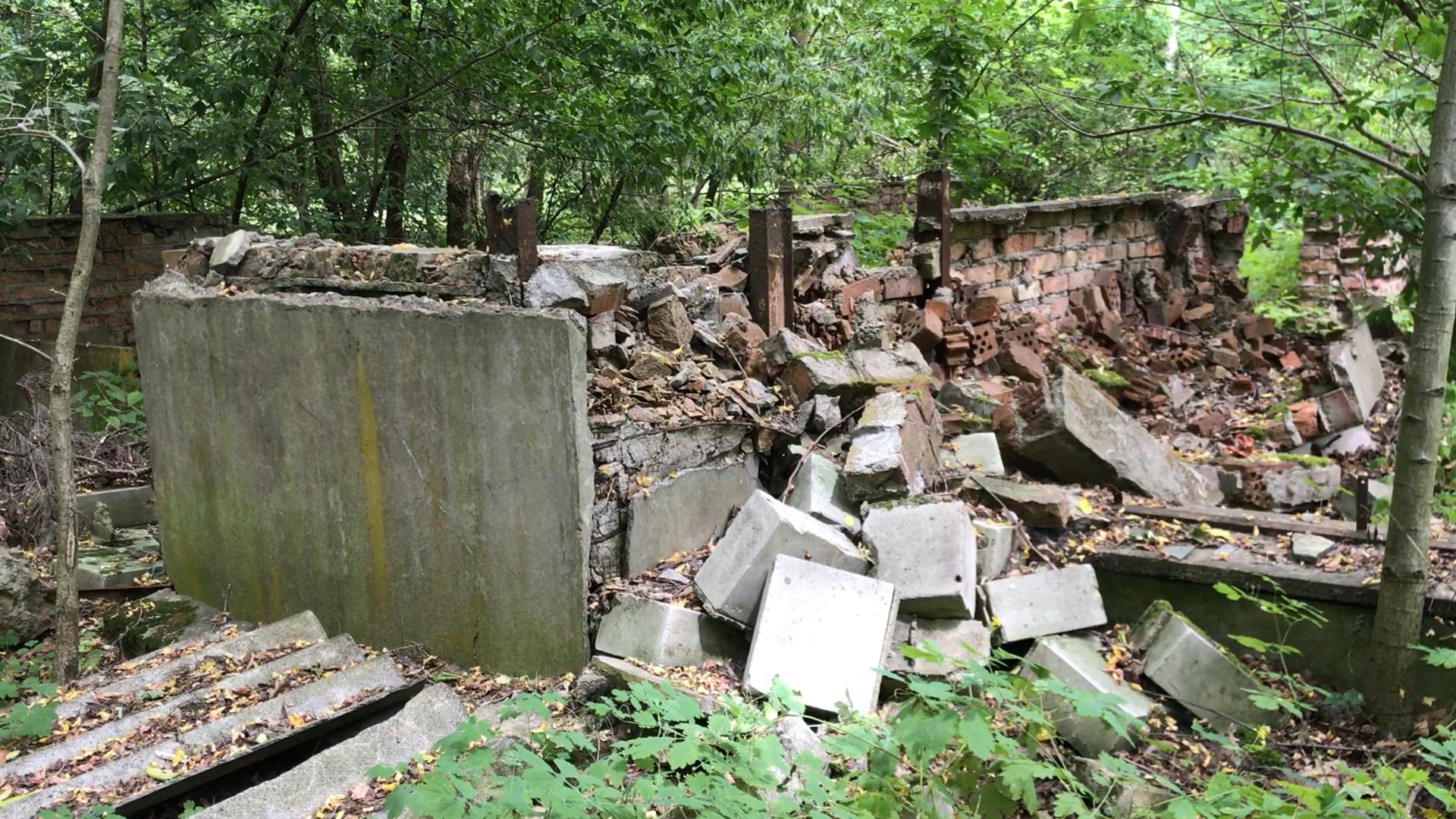 Zdegradowany teren zmieni się w miejsce rekreacji (fot. UMP)