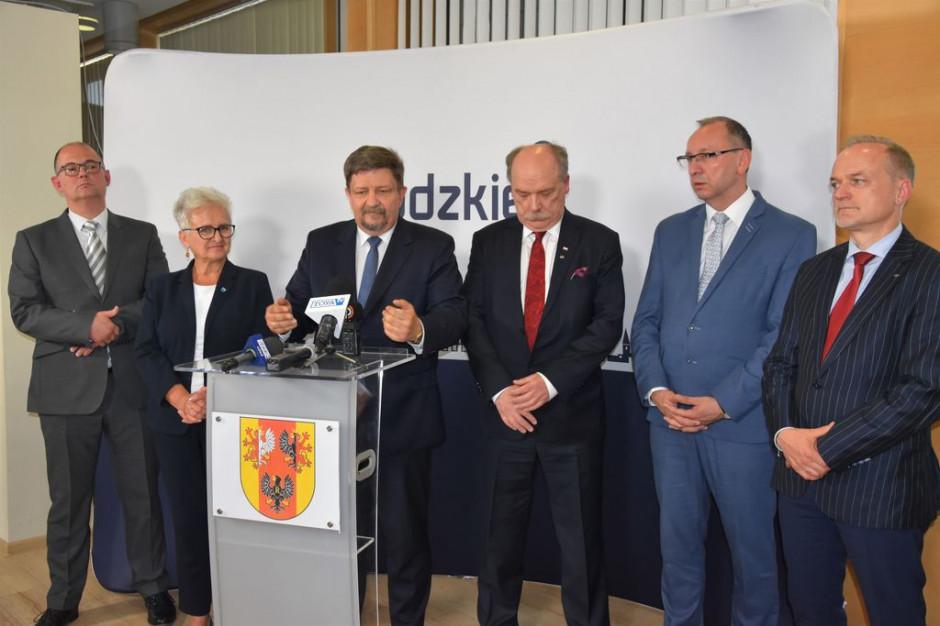 Jest decyzja o budowie portu multimodalnego pod Łodzią