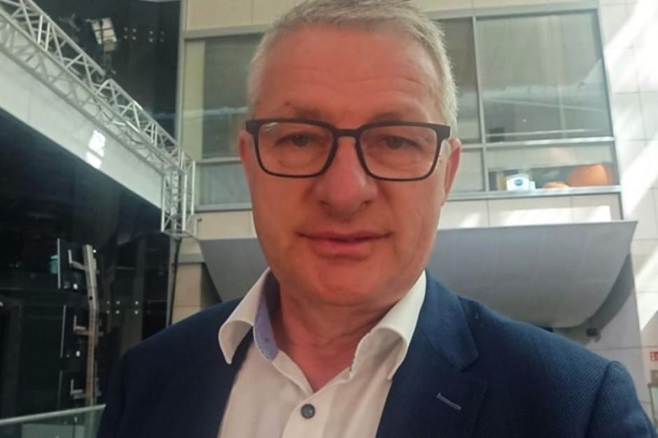 Marek Rząsa o specustawie: Westerplatte powtórnie upadło