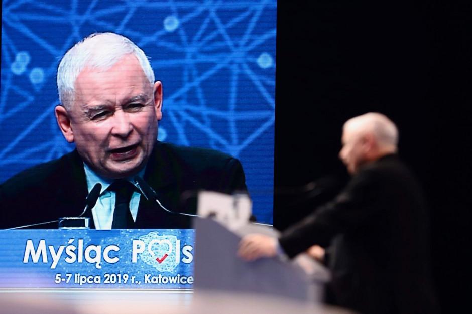 Jarosław Kaczyński: Musimy wypracować program, tak aby uczynić naszą ojczyznę lepszą niż dziś