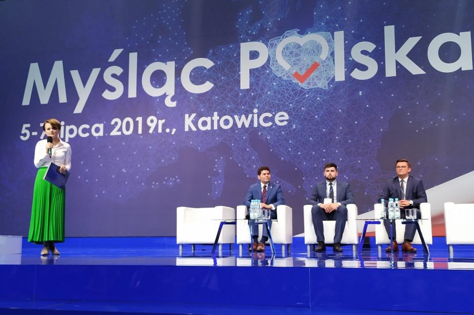 Jadwiga Emilewicz: w kolejnej kadencji więcej instytucji centralnych będzie poza Warszawą