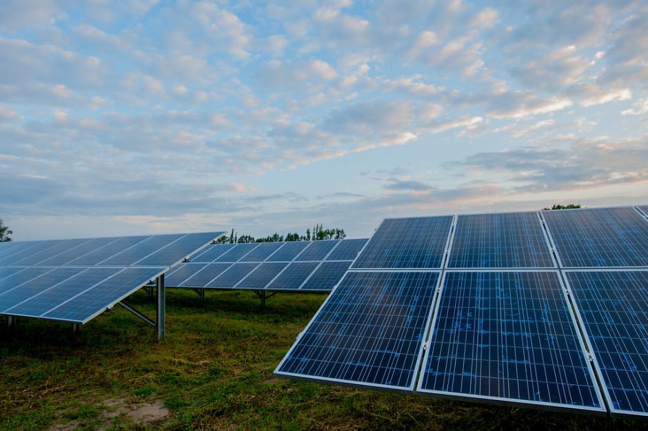 Czernikowo: Mniejsza emisja CO2 dzięki elektrowni fotowoltaicznej