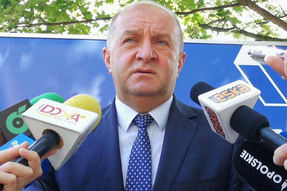 Marszałek Andrzej Buła nie będzie startował w wyborach parlamentarnych