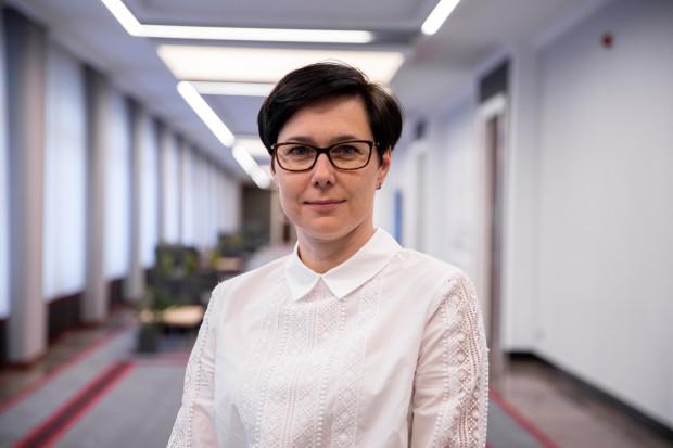 Joanna Knapińska zastępca dyrektora Departamentu Doskonalenia Regulacji Gospodarczych Ministerstwa Przedsiębiorczości i Technologii (fot. MPiT)