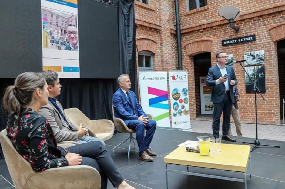 Turyści odwiedzający Małopolskę będą mieli do dyspozycji nową aplikację