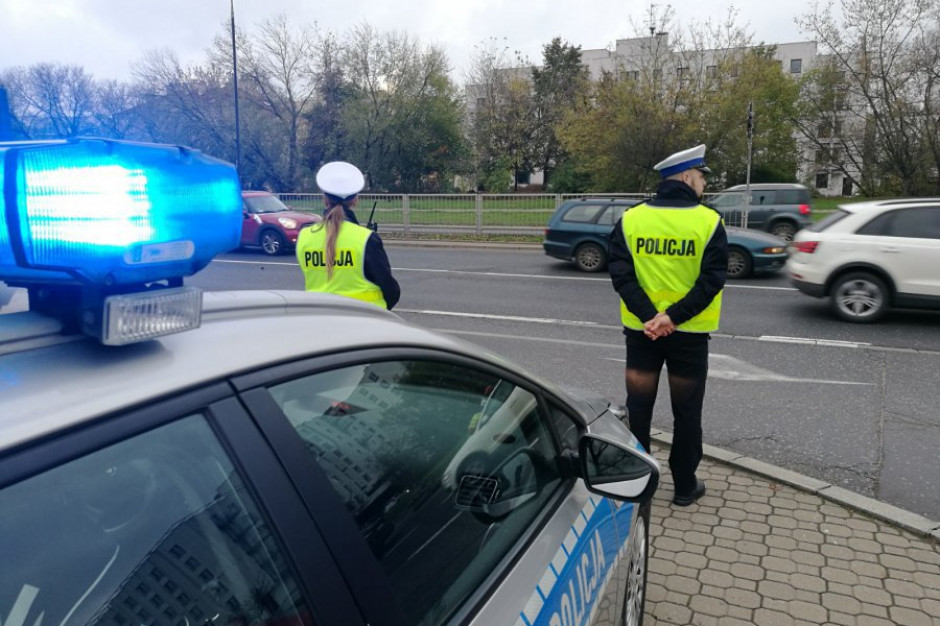 Policjanci wyjechali na ulice całej Polski. Będą kontrole prędkości